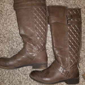 Womens Madden Girl boots size 8.5